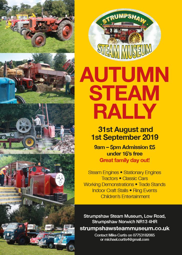 Autumn Steam Rally