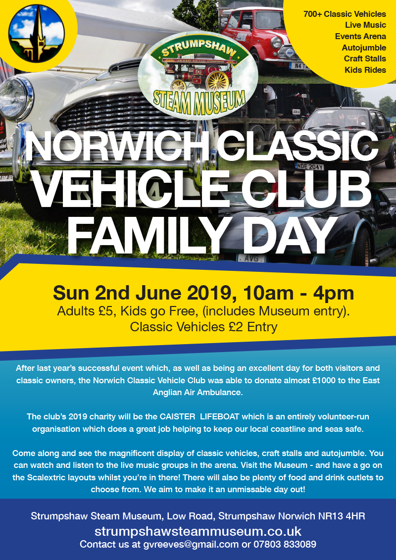 Norwich Classic Vehicle Club