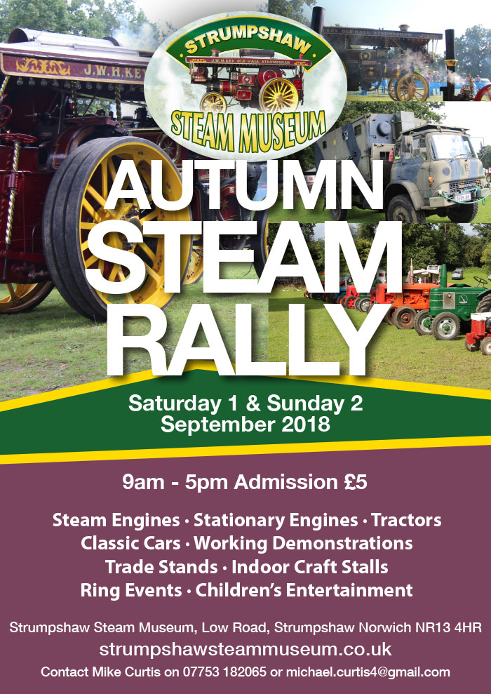 Autumn Steam Rally
