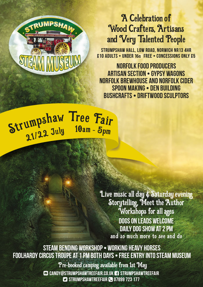 Strumpshaw Tree Fair