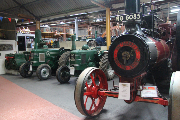 Strumpshaw Steam Museum